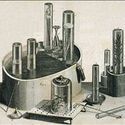 Picture Of Experiments On The Carbonization Of Water